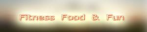 fitness food fun Header Logo