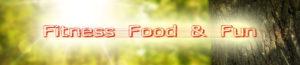 Fitness Food Fun Logo