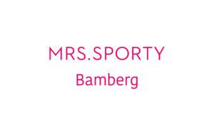 Logo mrs sporty Firmenlogo
